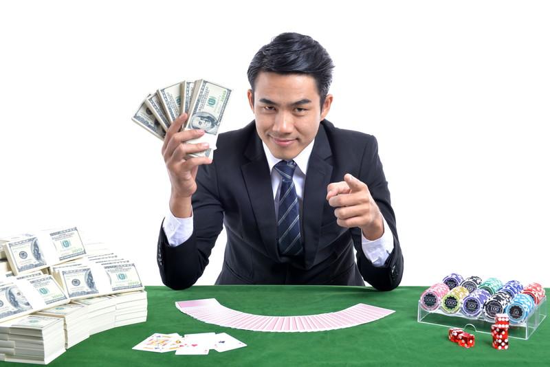 日本からカジノで儲ける