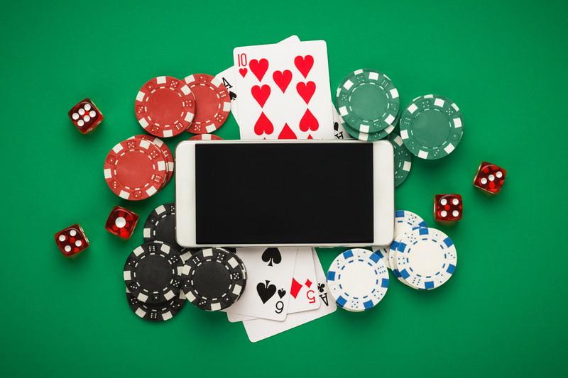 スマホでオンラインカジノ